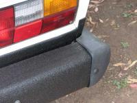 Line-X rear bumper