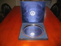 vw silver plate