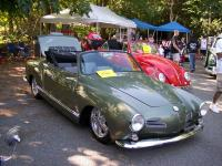 Awesome Ghia at Seattle Vintage Meet