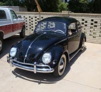 1957 Oval Beetle