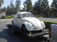 Delivering my 61 to the new owner