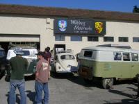 Wolfburg  Motorwerks open house