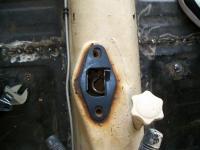 reverse lockout plate