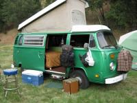 gregs new camper