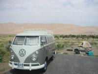 Sand Dunes Colorado Camping