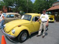 Frederick MD Vinatge VW Show