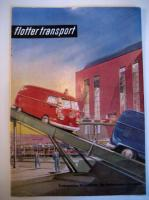 Flotter Transporter special issue