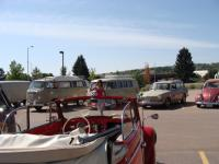 buses at the brewery / bandimere bug-in 2009
