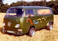 70s vans