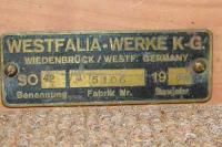 66 Westfalia Camper SO42