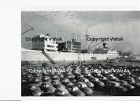 Port of Baltimore 1958