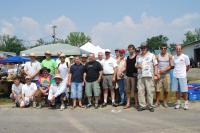 Terryville '09 Samba Group Photo
