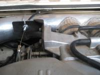 audiovox cruise control install on an svx vanagon