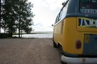 '66 at lake side