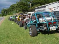 Tri State Buggy Club 129 Cruise/Break at Traders Auto Sales