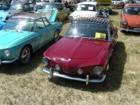 Two Type-3 Ghias at Familienfest