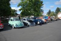 Trafton car show