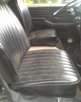 1973 Sportmobile Camper interior