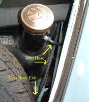 '67 Beetle Gas Vent Line