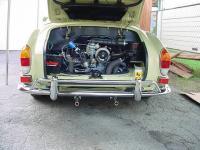 1970 Ghia Body off Restoration