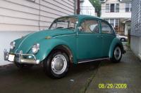 1967 Java Green Beetle
