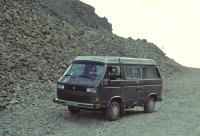 Westy Syncro Ophir Pass