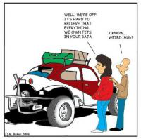 old comic of VW Baja for the joke thread