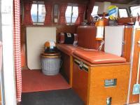 Bench Seat Camper Interior Ideas...
