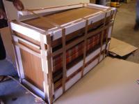 Westfalia Museum Camping-Box Arrival