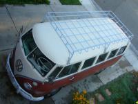 Homemade HWE Style Roof Rack