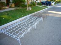 Homemade HWE style full-length roof rack