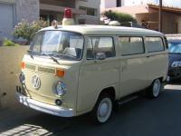My 78' RHD Ambulance.