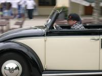Jesse James rollin' into the Treffen