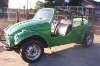 Green doon baja buggy