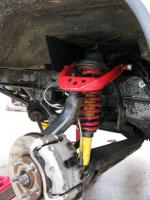 Vanagon Coilover