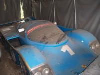 80's Porsche racer