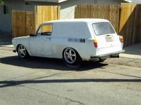 Paneled squareback 1964 custom