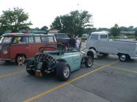 After the car show in Lincoln Nebraska