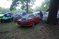 camping at flanders