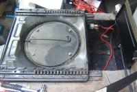 battery setup