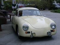 Porsche's at the 2009 Treffen