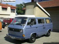 1982 VW w/bosch car alarm old school