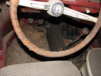 1964 sedan - interior