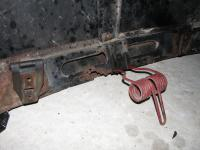 Rear decklid damage
