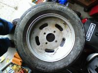 'new' wheels
