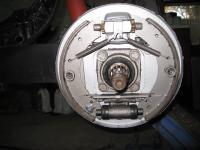 56 Rear brakes