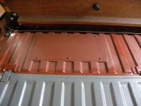 Homebrew Fuel Sender Access Hatch
