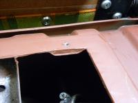 Fuel Filler Neck Access Hatch