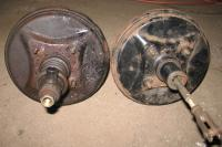 mystery brake booster for Bay window Bus?