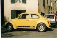 My 1974 Jean's bug